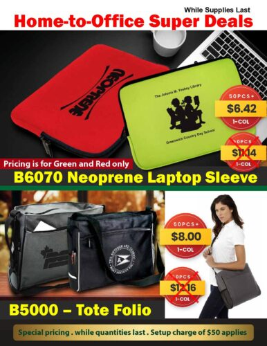 Home-to-Office Super Deals